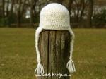 baby gorro trenzas de lanas de viaje