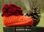 escarpines de lanas de viaje