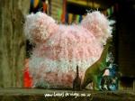 baby gorro orejas de lanas de viaje